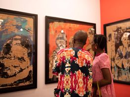 Nigerian fair ART X Lagos Postponed due to Violence