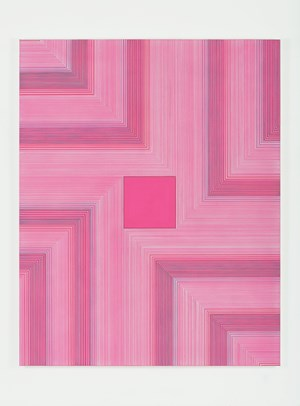 House 12 (Pink) by Peter Peri contemporary artwork