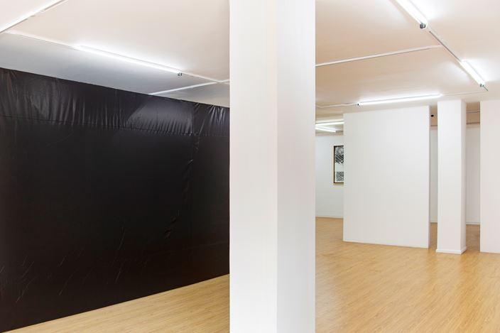 Exhibition view: Iñaki Chávarri, It's okay, we're only human, FORO.SPACE (16 July–21 October 2020). Courtesy FORO.SPACE.