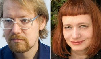 Cristina Ricupero and Jörg Heiser