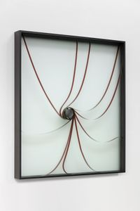 Uncertain Theme – and Therefore Abstract by Rosa Barba contemporary artwork sculpture, photography, moving image