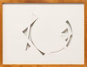 Untitled (Paper Cuts) by Gordon Matta-Clark contemporary artwork