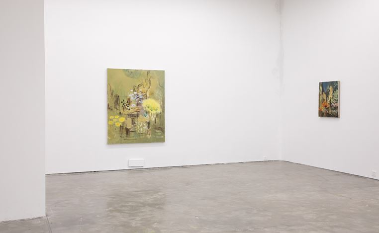 Exhibition view: Ji Lei, Trans-land · Shanshui, A Thousand Plateaus Art Space, Chengdu (18 July–30 August 2020). Courtesy A Thousand Plateaus Art Space.