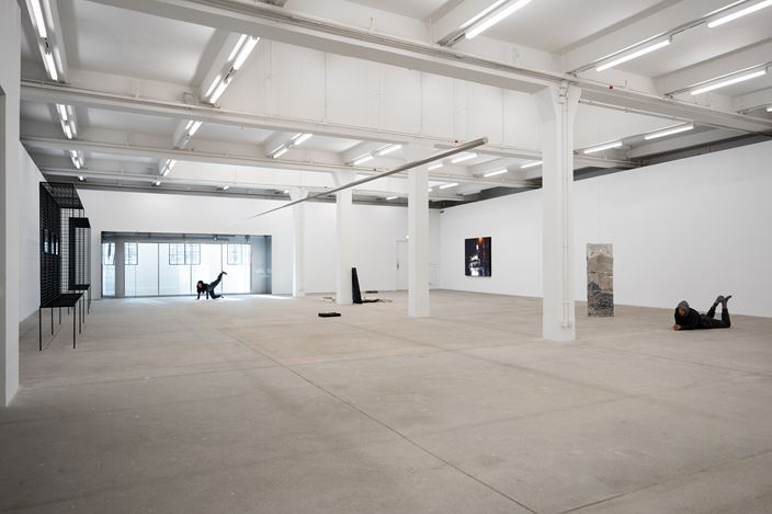 Exhibition view: My Body Holds Its Shape, Tai Kwun Contemporary, Hong Kong (25 May–27 September 2020). Courtesy Tai Kwun Contemporary.