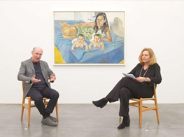 Alice Neel in New Jersey and Vermont — Jeremy Lewison in conversation with Angela Lampe