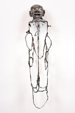 Noose by Fiona Hall contemporary artwork