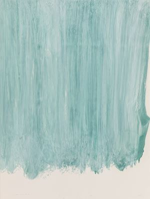 Os desenhos da maré baixa #11 by Cabrita contemporary artwork