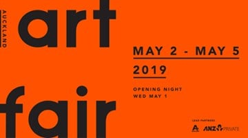 Contemporary art exhibition, Auckland Art Fair 2019 at Starkwhite, Auckland