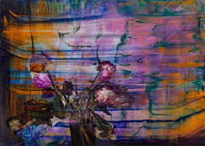 Hoax 29 by Justin Mortimer contemporary artwork
