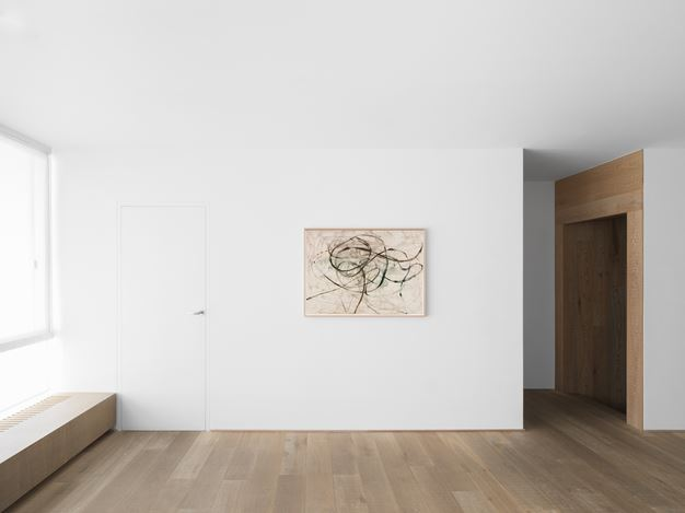 Exhibition view: Enli Zhang, Xavier Hufkens, 107 rue St-Georges, Brussels (6 September–19 October 2019). Courtesy Xavier Hufkens.