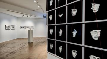 Contemporary art exhibition, Group Exhibition, How To Disappear at Goodman Gallery, Johannesburg
