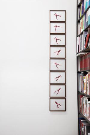 NeedleKnows by Monica Bonvicini contemporary artwork