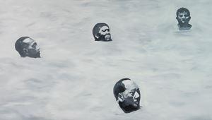 Drifters (Mao) by Babak Golkar contemporary artwork