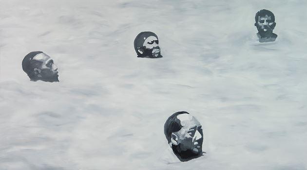 Babak Golkar contemporary artist