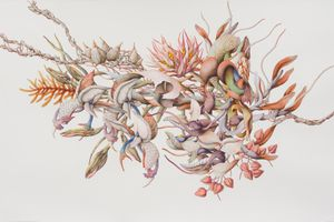 Float I by Miron Schmückle contemporary artwork