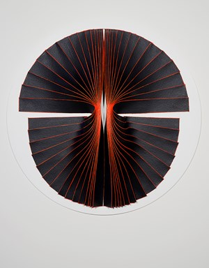 Bloodlight Strip: Fig. 9 by Marion Borgelt contemporary artwork