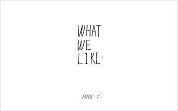 What We Like