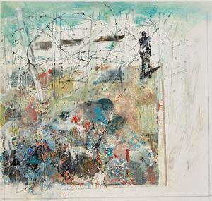 Dove vanno? by Cesare Lucchin contemporary artwork
