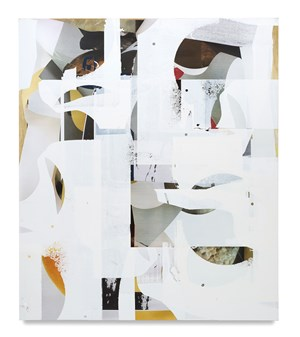 Composite 28 (the argument) by Kevin Appel contemporary artwork