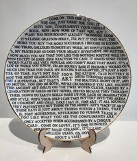 100% Art by Grayson Perry contemporary artwork sculpture, ceramics