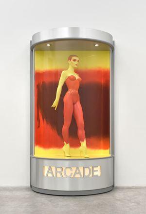 Arcade by Allen Jones contemporary artwork