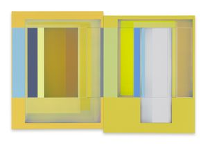 Pacific Gold by Patrick Wilson contemporary artwork
