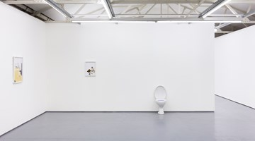 Contemporary art exhibition, Juliette Blightman, This One's For You at Maureen Paley, London