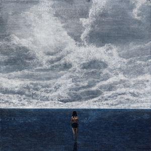 Mirror world - Sea by Shiori Eda contemporary artwork