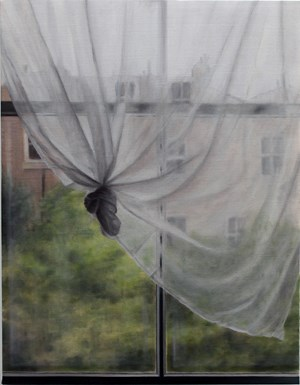 Pale Window by Emily Wolfe contemporary artwork