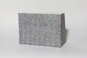 Marmo bianco [White marble] by Greta Schödl contemporary artwork