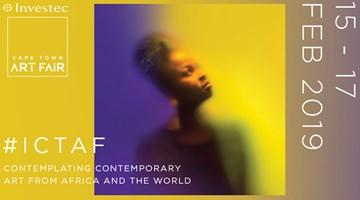 Contemporary art exhibition, Investec Cape Town Art Fair 2019 at Perrotin, Paris