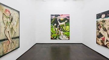 Christine Park Gallery contemporary art gallery in London, United Kingdom
