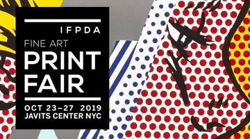Contemporary art exhibition, IFPDA Fine Art Print Art Fair 2019 at STPI - Creative Workshop & Gallery, Singapore