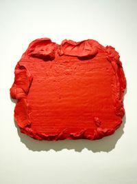 Een Kleur by Bram Bogart contemporary artwork mixed media
