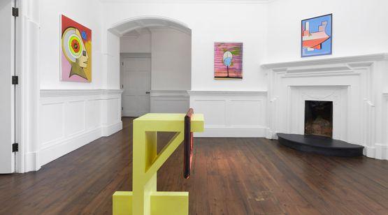 8 Oct–20 Nov 2021 Thomas Scheibitz contemporary art exhibition