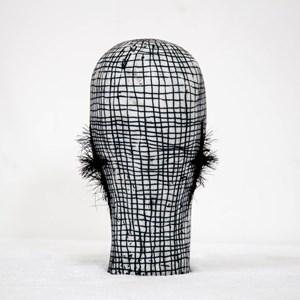 Headcase 82 by Julia Morison contemporary artwork