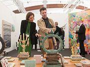 Close encounters at Auckland Art Fair