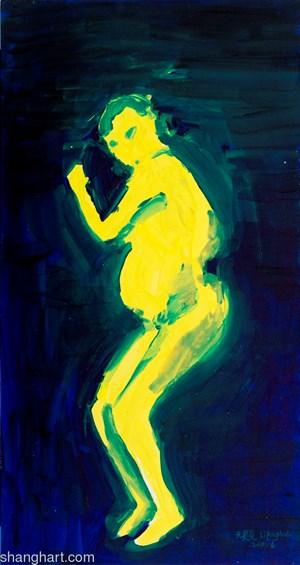 Body by Li Pinghu contemporary artwork