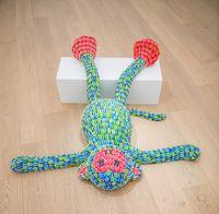 Flip Flop Monkey by Florentijn Hofman contemporary artwork sculpture
