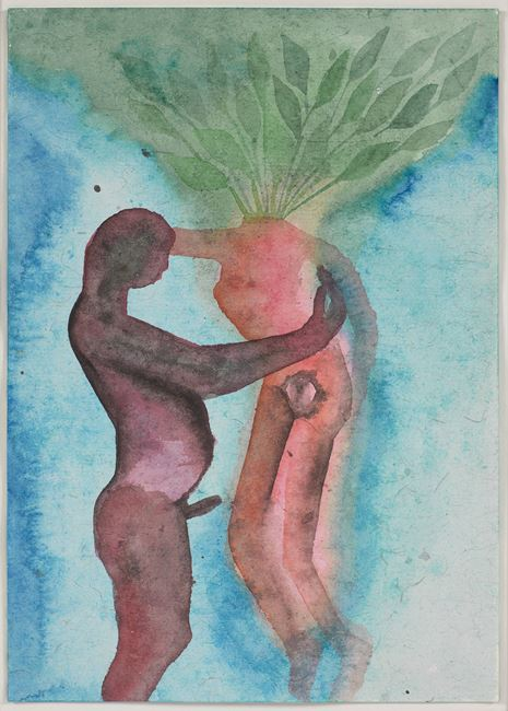 A Story Well Told X by Francesco Clemente contemporary artwork