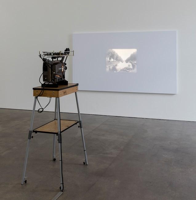 Time As Activity Düsseldorf by David Lamelas contemporary artwork
