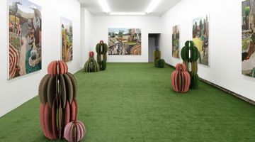 Contemporary art exhibition, Guy Maestri, short stories at Yavuz Gallery, Sydney