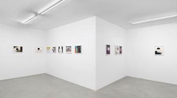 Contemporary art exhibition, Sanya Kantarovsky, Frozen Dress (Part Three) at Capitain Petzel, Berlin