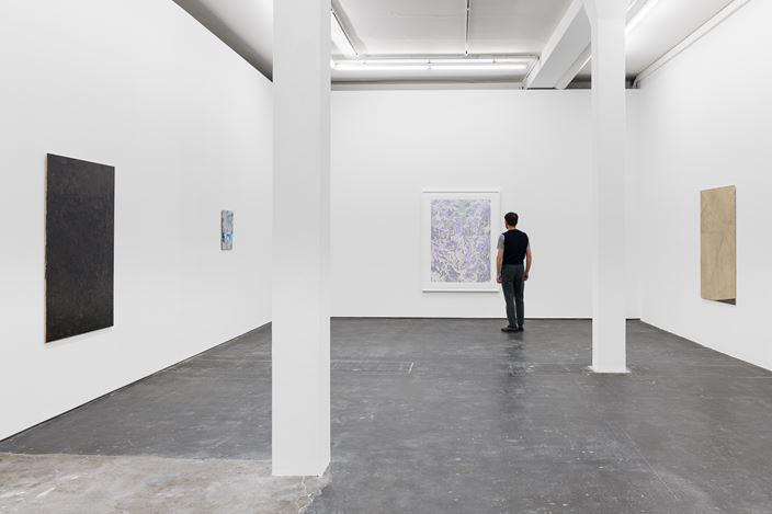 Exhibition view: Iulia Nistor, Revenge of the Given, Plan B, Berlin (13 September–9 November 2019). Courtesy the artist and Plan B Cluj, Berlin. Photo: Trevor Good.