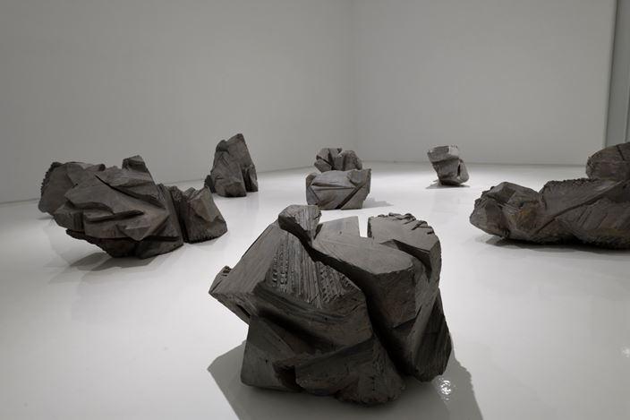 Exhibition view: Shigeo Toya, Body of the Gaze 視線体, ShugoArts, Tokyo (21 September–19 October 2019). Courtesy ShugoArts.