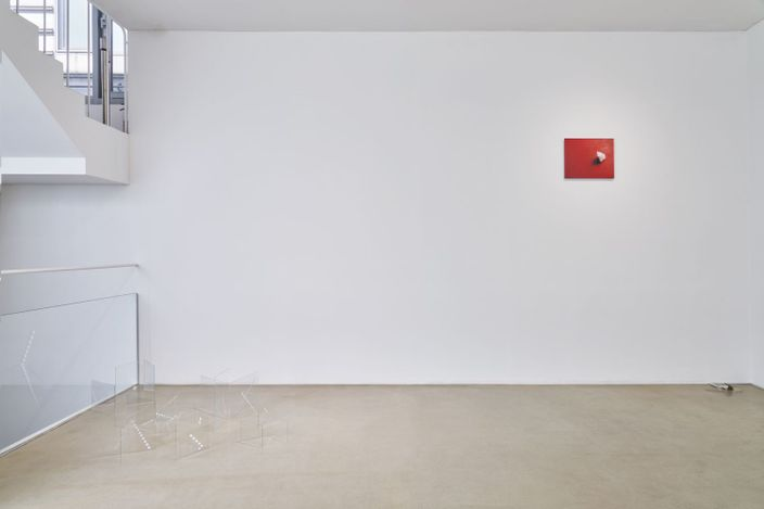 Exhibition view: Sunmin Park and Euirock Lee,Parallel///Connecting, ONE AND J. Gallery, Seoul (22 April–23 May 2021). Courtesy the artist and ONE AND J. Gallery.