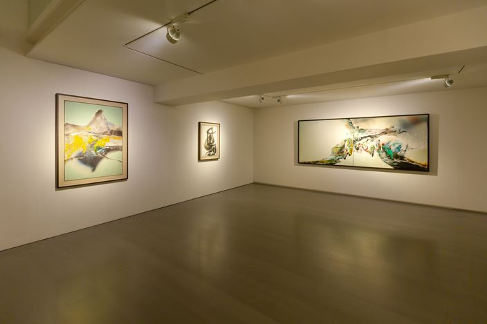 Exhibition view: Chuang Che, As Lofty as a Mountain 1960–2019, Asia Art Center, Taipei (15 January–31 July 2020). Courtesy Asia Art Center.