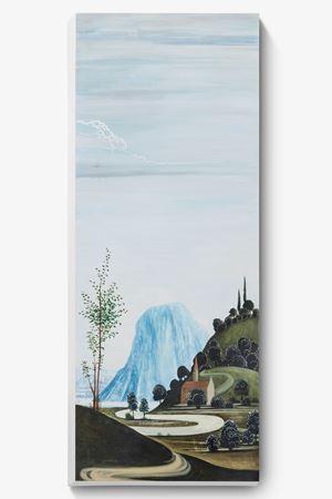 Landscape Portrait-Ghirlandaio 01 by Dong Dawei contemporary artwork painting