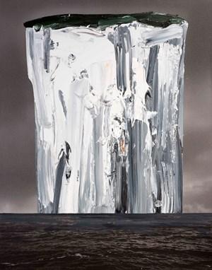 Tall Isle by Marcus Harvey contemporary artwork mixed media