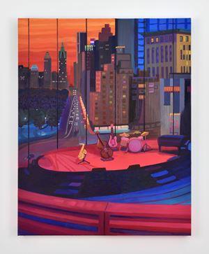 Appel Room by Daniel Heidkamp contemporary artwork